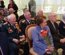 К 75-ЛЕТИЮ ОКОНЧАНИЯ БЛОКАДЫ ЛЕНИНГРАДА