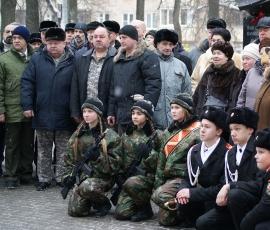 В День Памяти о воинах интернационалистах